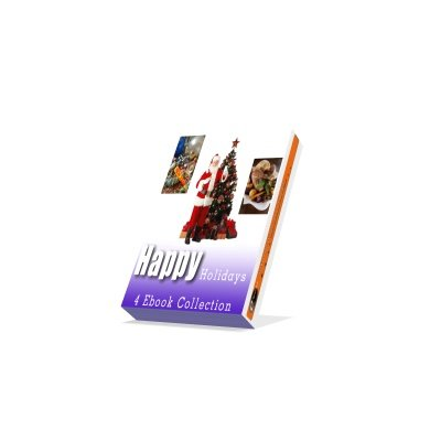 4 Holiday eBook Package - Resell Package eBooks