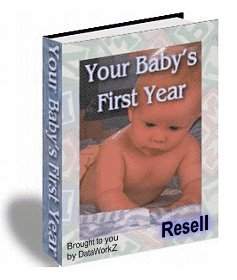Your Baby's First Year - Resell eBook