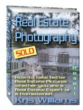 Real Estate Photography by Kris Williams - Resell eBook