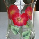 Poppy Hourglass Ice Bucket/Vase