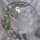 "13"" Pine & Berries Cookie Platter"