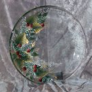 "13"" Holly & Berries Cookie Platter"