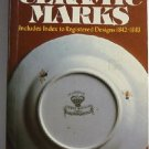 British Ceramic Marks by Cushion Reference Book c.1980