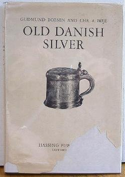 Old Danish Silver by Boesen c.1949 Reference Book Scandinavian Antique