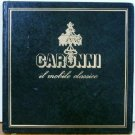 Caronni il mobile classico - Traditional and Antique-Style Furniture by Luigi Caronni 1986 Catalog