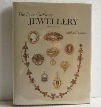 Price Guide to Jewellery 3000 BC - 1950 AD by Poynder c.1981 Jewelry Reference Book