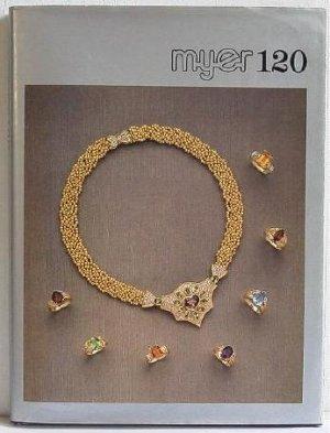 Color Gold Jewelry Catalog c.1985 Semi-Precious Stones Diamonds Pearls