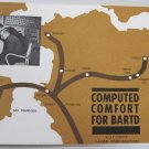 1965 Vapor Corporation Proposal for Heating Cooling SF BART Cars Bay Area Rapid Transit