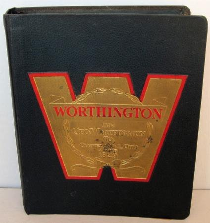 Worthington Modern Distribution Huge 1958 Catalog Hardware Housewares Tools Sporting Goods