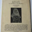 1931 Jewelry Brazaleras La Alberca Salamanca Hispanic Wedding Costume Ornaments Silver Glass