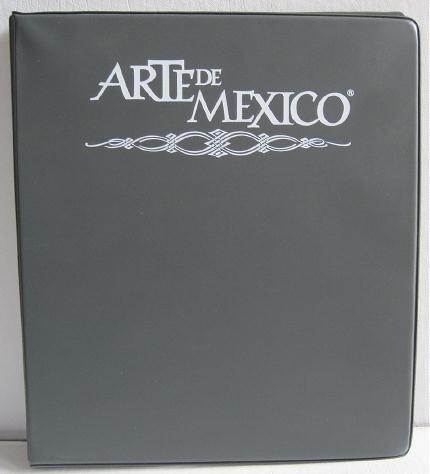 Arte de Mexico Binder c.1993-1999 5+ Catalogs Iron Aluminum Antler Furniture Lighting Bronze