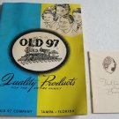 2 Toiletries Catalogs FW Fitch Beauty Products 1920's Old 97 Marti Dare 1959 Wigs Catalogue