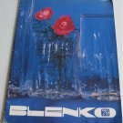 Blenko Glass 1979 Catalog Original Fully Illustrated Vases Bowls Pitchers Tumblers Decanters