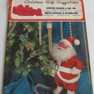 Christmas Gift Suggestions Catalog Circa 1970 United-Krower Jewelry Wristwatches Portable TVs