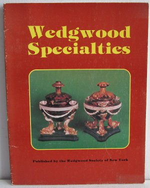 Wedgwood Specialties 1982 Fairyland Lustre Tricolor Drabware Basalt Miniatures Variegated Rakow