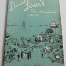 Daniel Low Co 1946-1947 Catalog Novelties Jewelry Housewares Gifts Sterling Silver Flatware