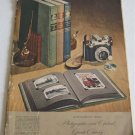Montgomery Ward Photographic Optical Goods Catalog circa 1950 Cameras Projectors Supplies Cartoons