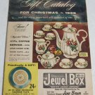 Gift Catalog for Christmas 1956 The Jewel Box Boontonware Jewelry Watches Radios Cameras Gifts