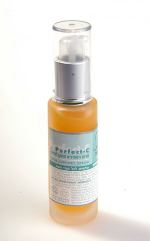100% Natural Face Serum - Active Vitamin C - Anti Aging Advance Treatment - NO SLS