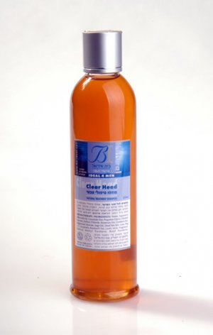 Aromatherapy Men Treatment Shampoo Herbal Gentle Fusion - 100% natural