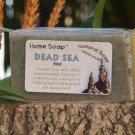 The Best Handmade Dead Sea Mud & Shea Butter Soap - 100% Natural Luxury Soap Bar