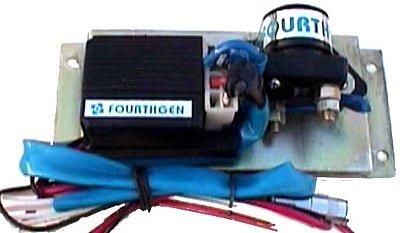 Automatic Diesel Engine Pre-Heating Kit 12V