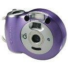 FUJI Q1 Compact 24mm Camera with Neck Cord in Purple