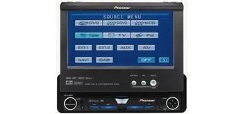 PIONEER AVH-5700DVD - DVD AV Headunit