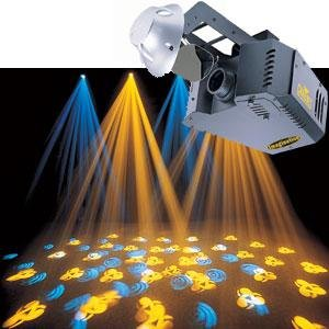 CHAUVET Imagination - DMX Gobo Flower Scanner