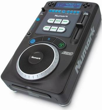 NUMARK AXIS9 Table Top Scratch CD-Player with Efx