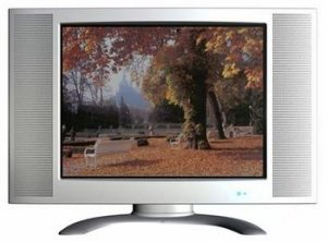 "MAGNAVOX 20MF605T-17 20"" Flat Panel LCD TV with NTSC Tuner"