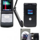 "MOTOROLA Motorola ""Limited Edition"" Razr V3 Slim Cellular Phone (Unlocked) GSM"