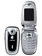 SAMSUNG X640 GSM Tri Band Camera Phone (Unlocked)