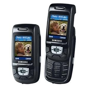 SAMSUNG D500 GSM Cellular Phone with MP3 Player (Unlocked)