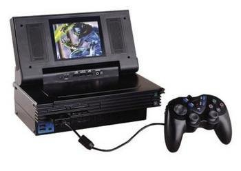 ZENITH Sony Playstation 2 5.0 Color LCD Monitor for PS2