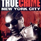 PS2 TRUE CRIME-NEW YORK CITY-PS2
