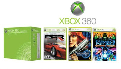 "XBOX 360 ""Core Adventure Bundle"" Video Game System"