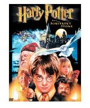 DVD Harry Potter and the Sorcerer's Stone