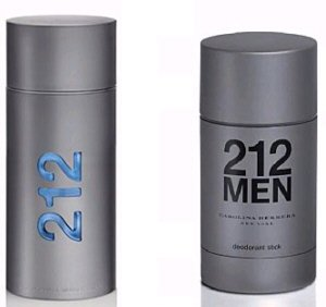 CAROLINA HERRERA 212 Men Set