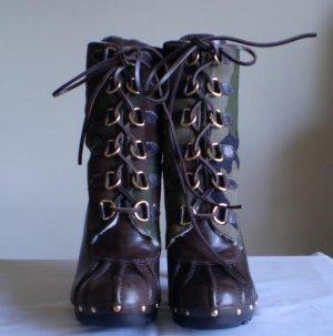 MICHAEL Michael Kors Winter Warrior Clog Boot size  9