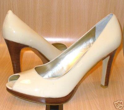 Nine West Francisco Patent Leather Platform heels 12