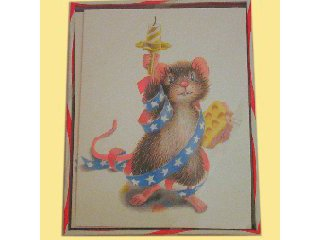 Mouse Tales Liberty Note Cards