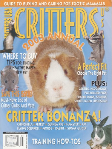 2003 Critters USA Annual