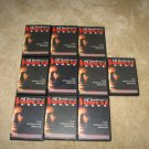 Kenpo 5.0 Karate Jeff Speakman White to Black Belt 10 DVDs Set
