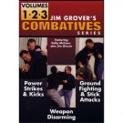 Jim Grover aka Kelly McCann Combatives Series DVD Set