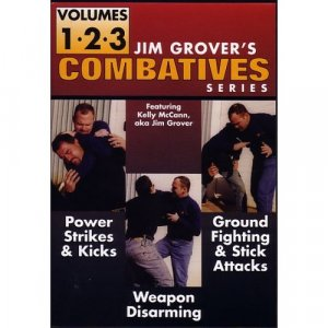 Jim Grover aka Kelly McCann Combatives Series DVD Set