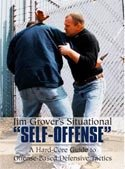 Situational Self Offense DVD with Jim Grover Kelly McCann