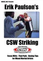 Erik Paulson CSW Striking DVD