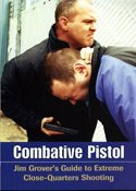 Combative Pistol DVD with Jim Grover Kelly McCann