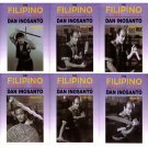 The Filipino Martial Arts by Dan Inosanto 6 DVD Set